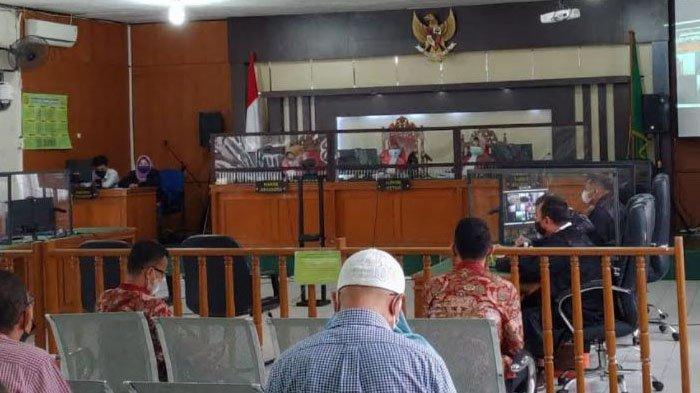 Korupsi di Riau, Mantan Walikota Dumai Zulkifli AS Divonis 2,5 Tahun, Hak Politik Dicabut 2 Tahun