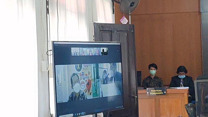 Biar Makin Jelas, Hakim Setuju Sekda Riau Non Aktif Yan Prana Hadir Langsung di Sidang Berikutnya