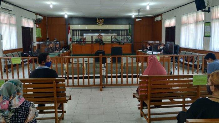 Mantan Bupati Kampar Jefry Noer Bersaksi Besok Dalam Sidang Dugaan Korupsi Proyek Jembatan WFC