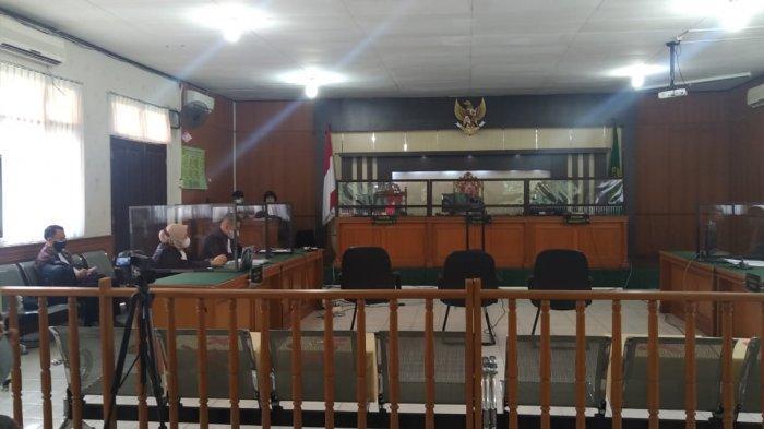 Sidang Perkara Korupsi Anggaran Rutin Bappeda Siak, Hakim Tolak Eksepsi Yan Prana Jaya