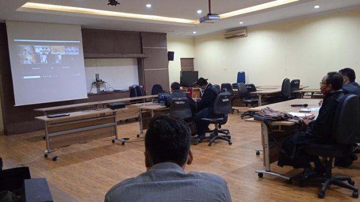 Sidang Sengketa Pilkada Inhu, Hakim MK Semprot Roby Ardhi Karena Banyak Tidak Tahu