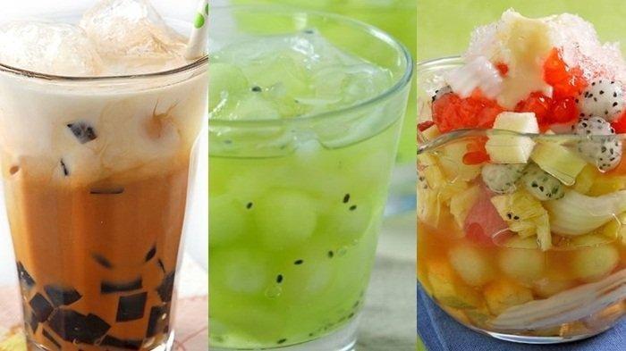 Aneka Resep Minuman Buka Puasa Ramadhan, Begini Cara Membuat Thai Tea Aromatik