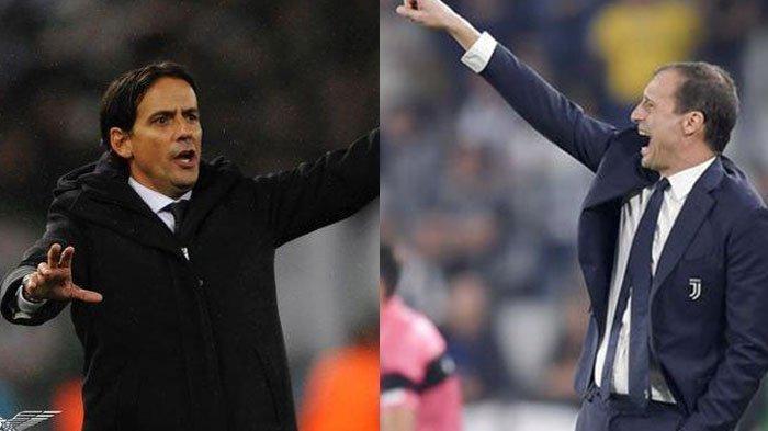 Super Italia: Inter Milan vs Juventus, Inzaghi vs Allegri, Siapa yang Dapat Trofi Perdana Tahun 2021
