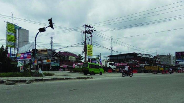 Besok PSBM Kecamatan Tampan Pekanbaru Mulai Berlaku, Pembatasan Pukul 21.00-07.00 WIB