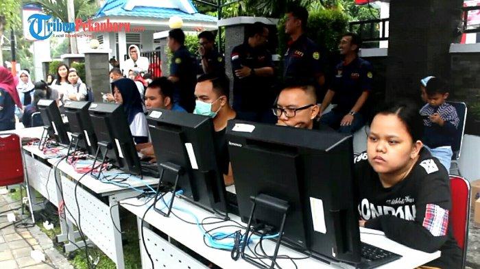 Pemkab Bengkalis Tunggu Persyaratan CPNS dari BKD Provinsi, Pelaksanaan CAT Kemungkinan di Dumai