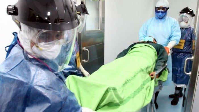 4 Anggota Keluarga Pasien Positif Corona di Riau Mulai Jalani Rangkaian Pemeriksaan Kesehatan