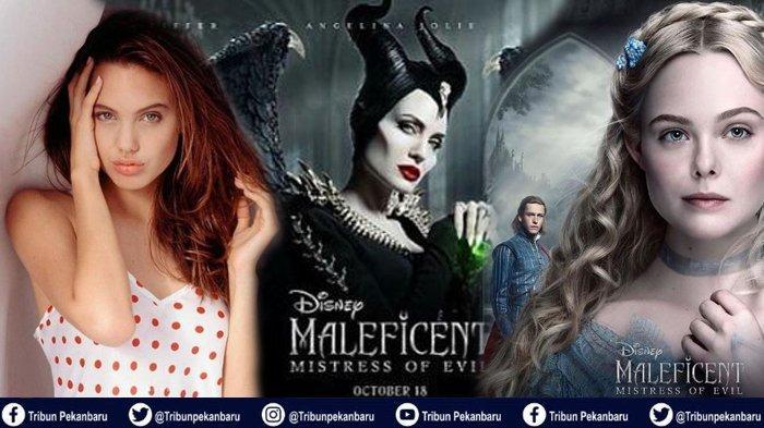 Maleficent: Mistress of Evil, Maleficent Marah Anaknya Menikah dengan Pangeran Phillip
