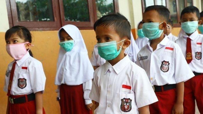 Hadapi New Normal, Tiap Sekolah di Kabupaten Siak Harus Dilengkapi Fasilitas Cuci Tangan