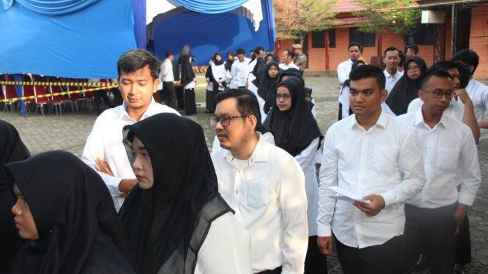 Tes CPNS 2019 di Pelalawan Riau, 293 Peserta Tak Ikut Ujian Selama Lima Hari SKD