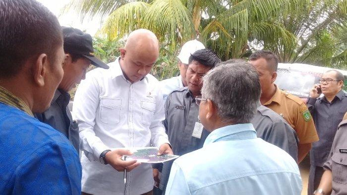 SKK Migas dan CPI Tinjau Lokasi Rencana Peningkatan Kualitas Jalan di Bukit Timah