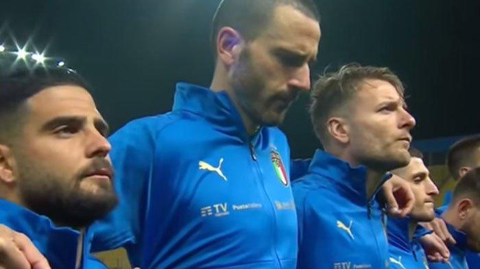 Inilah Skuat Mematikan Timnas Italia Usai Menghajar Bulgaria di Kualifikasi Piala Dunia 2022