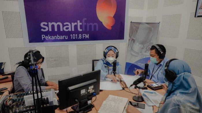 Smart FM Gelar Talkshow Bahas Insentif Pajak
