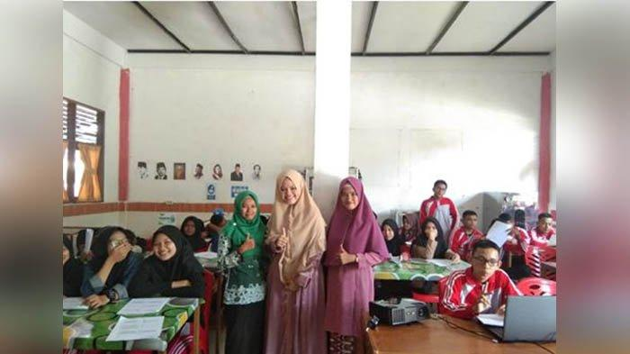 Pengabdian Masyarakat Dosen FKIP Biologi Universitas Islam Riau, Sosialisasi di SMK Yabri Pekanbaru