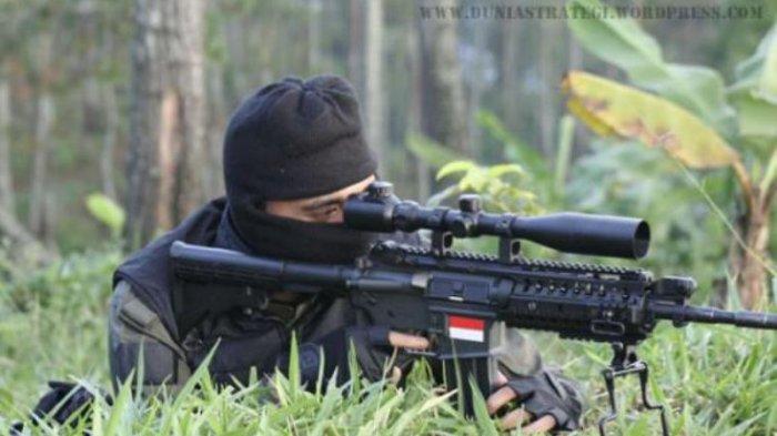 Keren, Anak Kampung Ini Jadi Sniper Satu-satunya Indonesia yang Masuk 14 Besar Penembak Jitu Terbaik