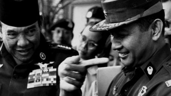 KISAH Soeharto Todongkan Pistol ke Kepala Perwira: Aku Sentil Kau
