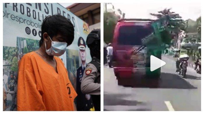 Sopir Minibus yang Serempet Polisi Dijerat Pasal Berlapis, Termasuk Percobaan Pembunuhan