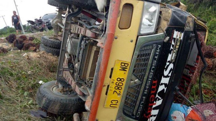Kecelakaan Lalu Lintas (Laka Lantas) kembali terjadi di Jalan Lintas Bono (Jalisbon) Kecamatan Teluk Meranti, Kabupaten Pelalawan, Riau pada Kamis (27/05/2021) lalu. Seorang pengendara menjadi korban Laka Lantas dan meningal dunia.