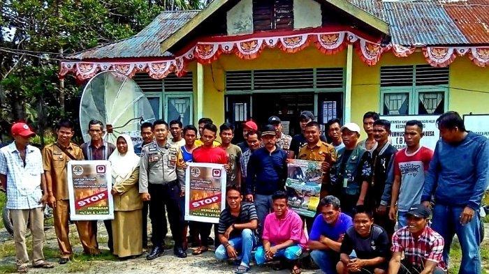 Warga Diminta Hentikan Penebangan Liar untuk Antisipasi Serangan Harimau Sumatera