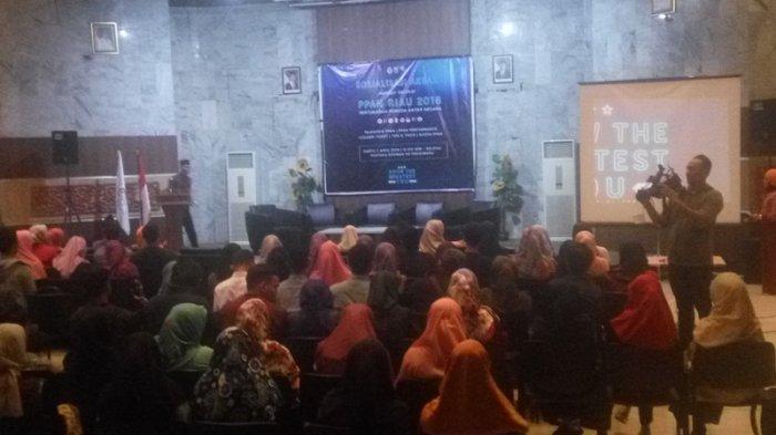 Kuota Riau 3 Orang, Seleksi PPAN Riau 2018 Resmi Dibuka
