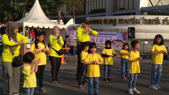 Hadir di CFD Pekanbaru, RSUD Arifin Achmad Sosialisasikan Alat Kesehatan yang Canggih