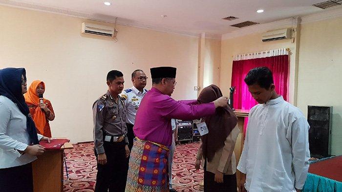 Korban Lakalantas Mayoritas Pelajar, Dishub Rohul Riau Gelar Sosialisasi Pelopor Lalu Lintas