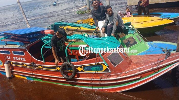 Speedboat Terbalik Dihantam Ombak Bono, Ini Cerita Nahkoda yang Melihat