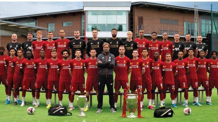 SEDANG BERLANGSUNG Liga Champions Liverpool vs Real Madrid