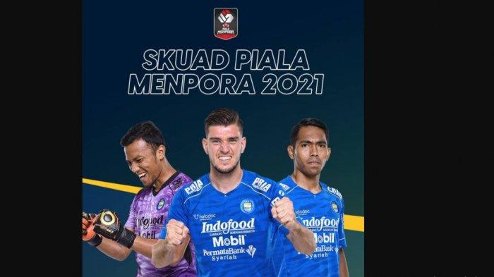 Piala Menpora 2021: Live Persib Bandung vs Bali United Sore Ini, Maung Bandung Tampil Full Team