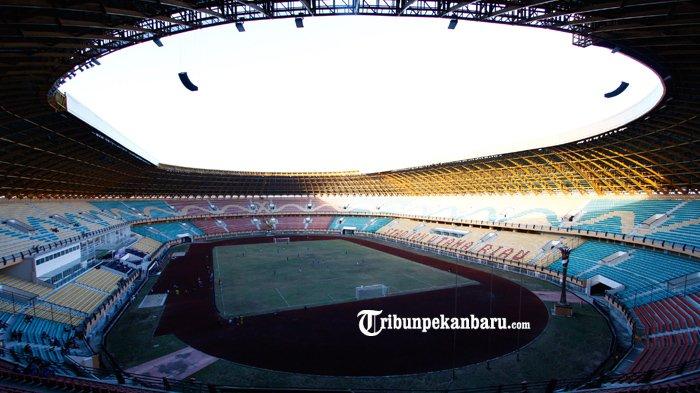 Home Base Musim Ini, PSPS Daftarkan Dua Stadion