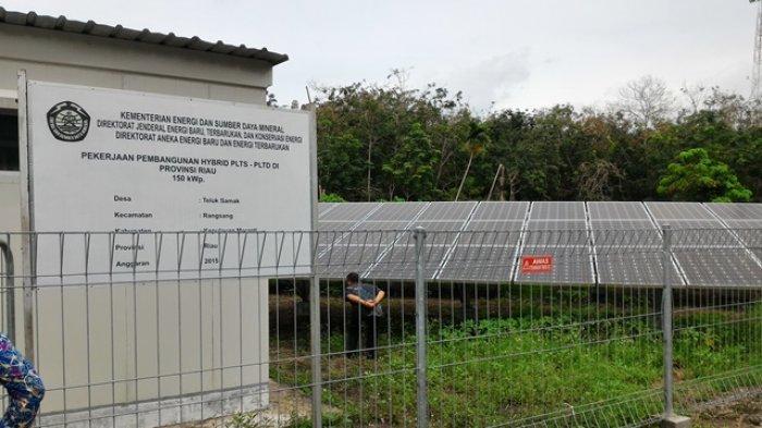 Lapor Pak Jokowi! Mubazir, Aset Senilai Rp 30 M Milik Kementerian ESDM di Riau Bak Kandang Kambing