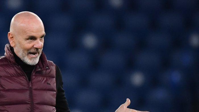 Liga Italia: AC Milan Tebar Ancaman, Stefano Pioli: AC Milan Dilahirkan untuk Menang