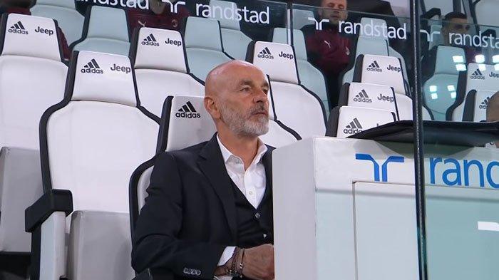Liga Italia : Belajar dari Pengalaman, Stefano Pioli Seperti Sudah Tahu Permainan Juventus