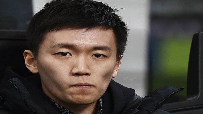 Steven Zhang, Presiden Klub Liga Italia Inter Milan