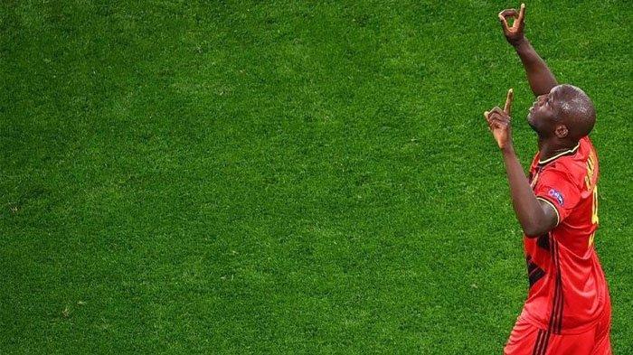 Bintang Inter Milan, Romelu Lukaku Berpotensi jadi Top Skorer di Piala Eropa 2020