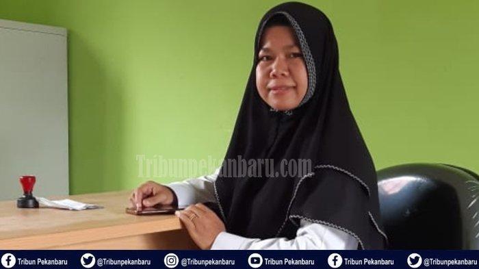STORY - KISAH Guru di Riau Mengajar di Daerah Pedalaman Riau hingga Jalani Hubungan LDR dengan Suami