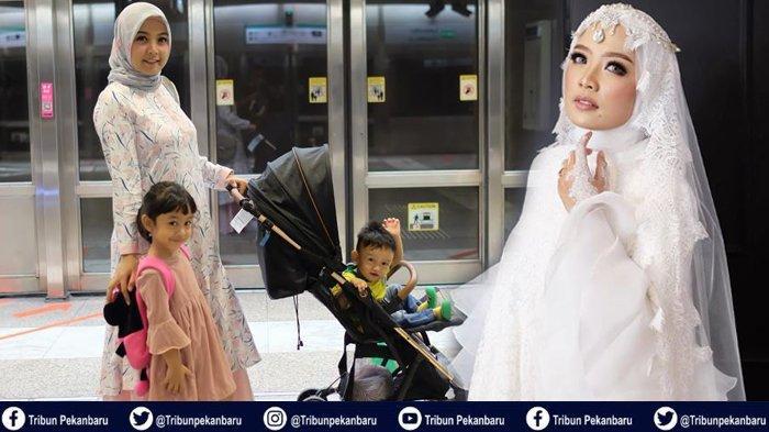 STORY - KISAH Mama Muda di Pekanbaru, Jadi Istri Tentara hingga Jalani Profesi Dokter Kecantikan