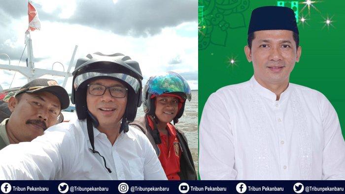 STORY - KISAH Mantan Anak Buah Kapal Dumai-Singapura-Dumai-Malaysia Terpilih Jadi Anggota DPRD Riau
