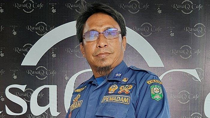 STORY - Kisah Irwan, Sang Pemadam dari Siak yang Siap Syahid di Medan Kebakaran Hutan dan Lahan
