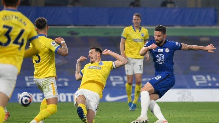 Inter Milan Incar Striker Gratisan dari Chelsea, Tajamkan Lini Depan untuk Liga Italia Musim Depan