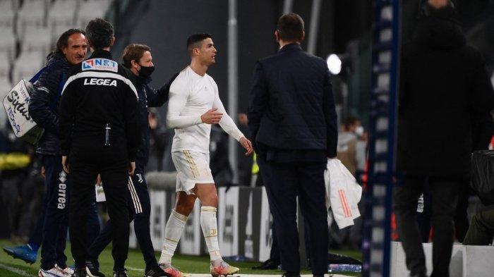 Cristiano Ronaldo Siap Tinggalkan Juventus di Liga Italia, Lirik Manchester United dan PSG
