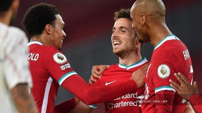Hasil Pertandingan Wolves vs Liverpool : The Reds Menang Tipis, Ini Klasemen Liga Inggris Terbaru