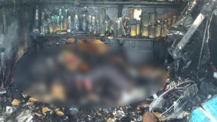 Usai Bakar Istri,Suami di Dumai Ingin Ikut Mati Tapi Tak Kuat Panasnya Api,Kini Was-was Tunggu Vonis