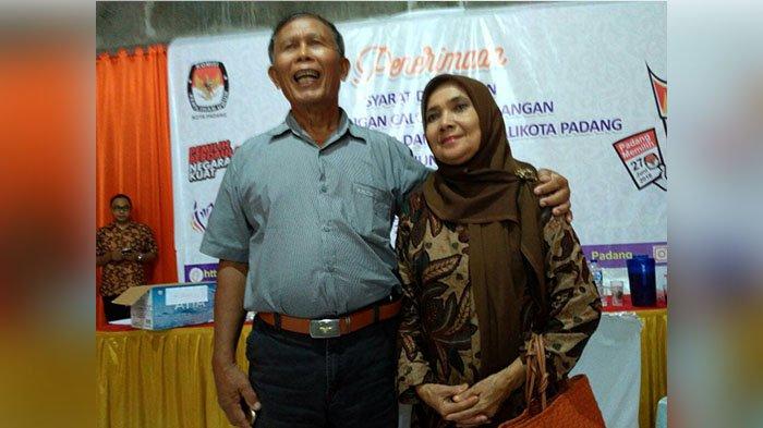 KPU Nyatakan Bukti Dukungan Pasutri di Pilwako Padang Penuhi Persyaratan