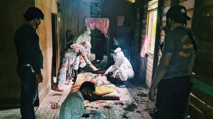 Suami Istri di Inhil Ditemukan Tidak Bernyawa dalam Rumah Saat Menantu Mereka Antar Makan Siang