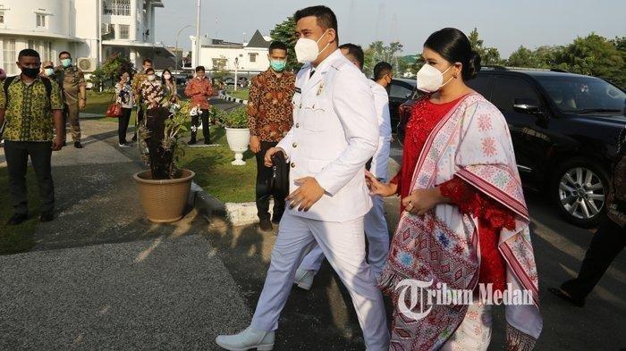 Menantu Jokowi Bobby Nasution Didemo, Wartawan Diusir Paspampres yang Hendak Wawancara