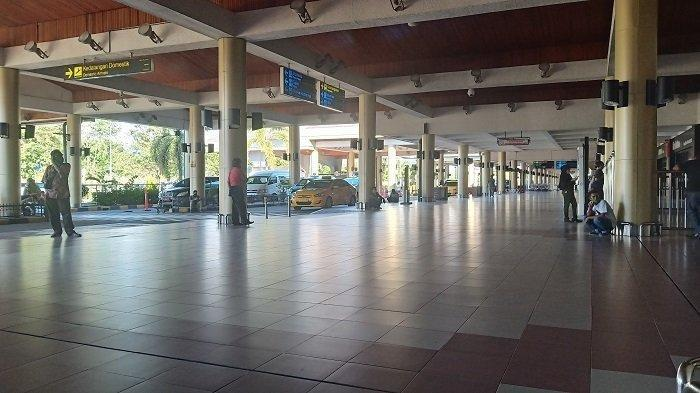 Dua Penumpang yang Mendarat di Bandara BIM Padang Ditemukan Positif Covid-19