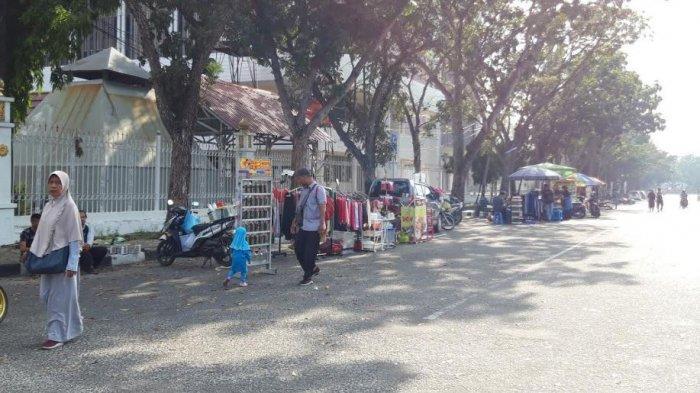 Antisipasi Penyebaran Wabah Virus Corona, CFD di Pekanbaru Ditiadakan