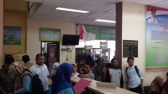 Utamakan Warga yang Daftar BPD, Disdukcapil Kuansing Riau Hentikan Sementara Pelayanan KIA