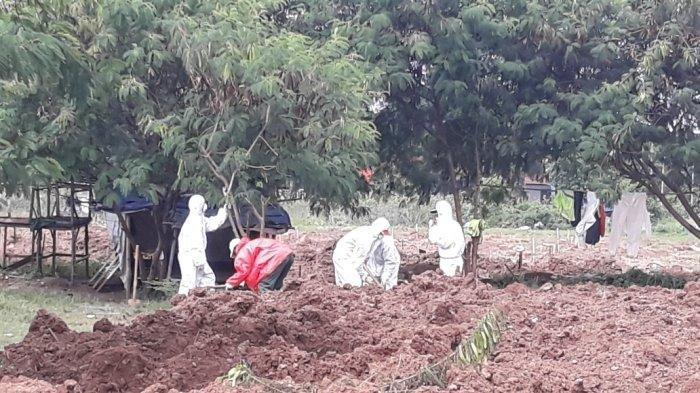 Persiapkan Kematian Satu Persatu Warganya akibat Virus Corona, Ratusan Kuburan sudah Digali