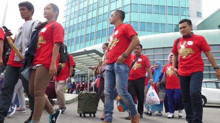 Telkomsel Mudik Fair 2018 Ajak Pelanggan Pulang Basamo